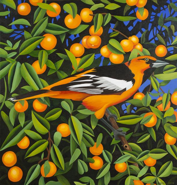 , 'Tangerines,' 2016, Conduit Gallery