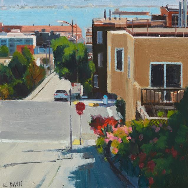 , 'Corner Lilies,' 2015, Paul Thiebaud Gallery
