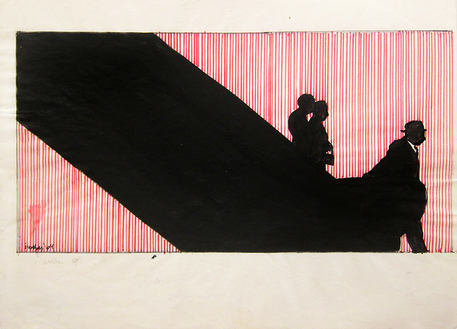 , 'Munchkin - Study,' 1964, Hollis Taggart