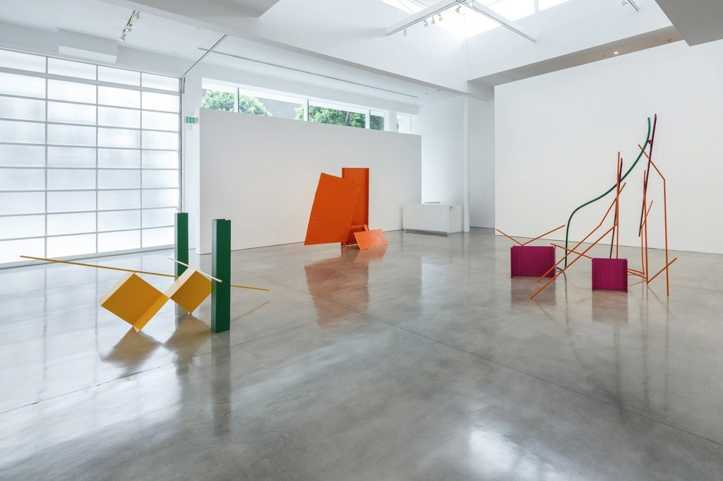 Anthony Caro: Works from the 1960s April 17 - May 30, 2015  All artwork © Barford Sculptures Ltd. Courtesy of Gagosian Gallery. Photography by Fredrik Nilsen.