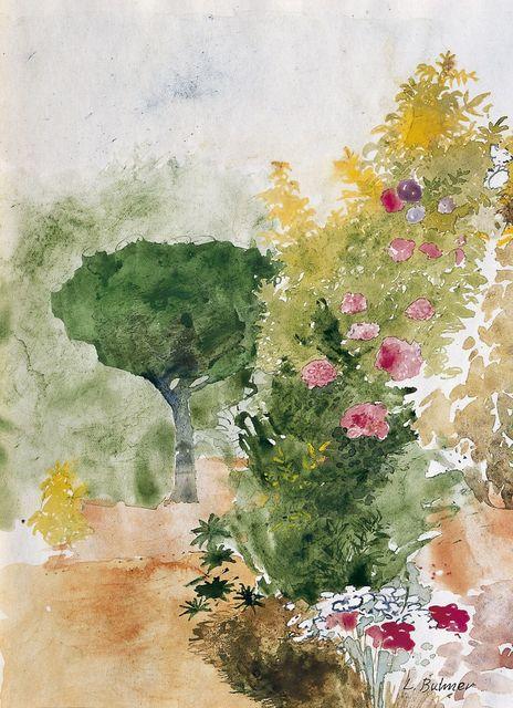 , 'Garden Roses,' , Messums