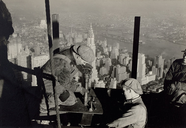 Top of mooring-mast on Empire State Building