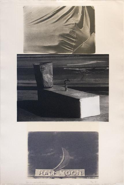 Robert Rauschenberg, 'The Razorback Bunch (Etching IV)', 1981, Jim Kempner Fine Art