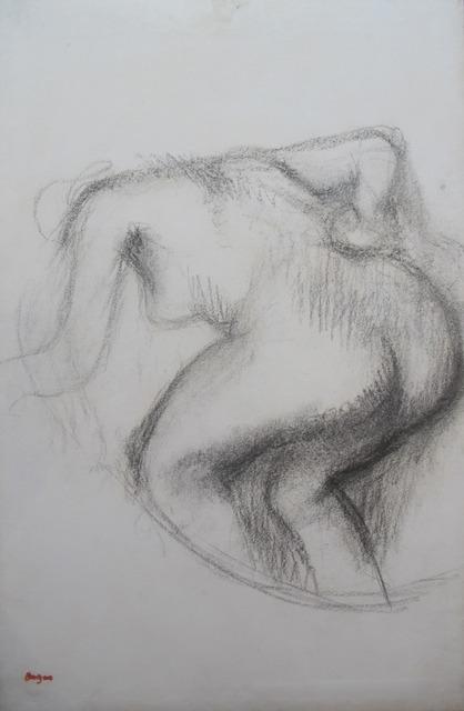 , 'Femme nue s'essuyant,' 1547, Christopher Kingzett Fine Art