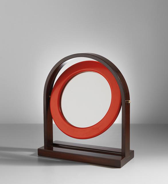 "Ettore Sottsass, '""Sandretta"" table mirror, model no. SP.63', circa 1965, Phillips"