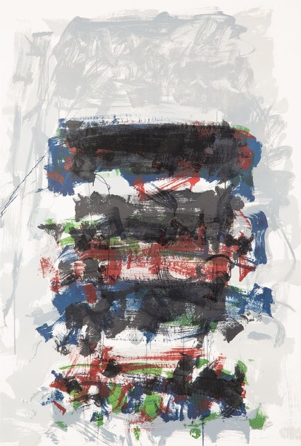 Joan Mitchell, 'Champs (Fields) (from the Carnegie Hall Centennial Fine Art portfolio)', 1990, Heritage Auctions