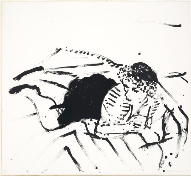 , 'Big Celia 2,' 1982, Nikola Rukaj Gallery