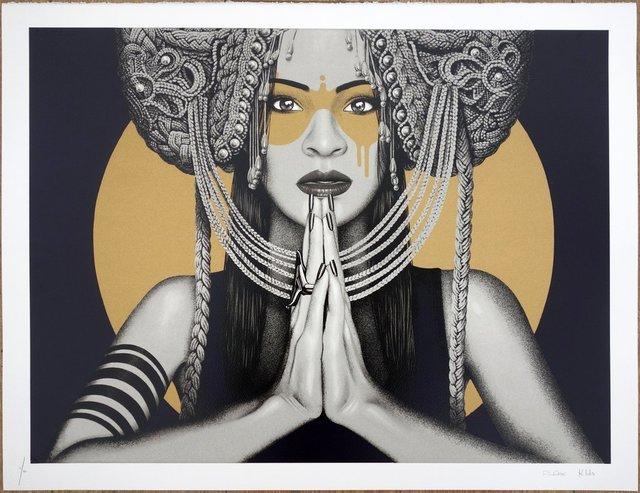 Fin Dac, 'Sun Goddesses I', 2018, Jewel Goodby Contemporary