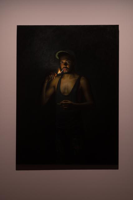 , 'Don Christian,' 2018, MASS MoCA