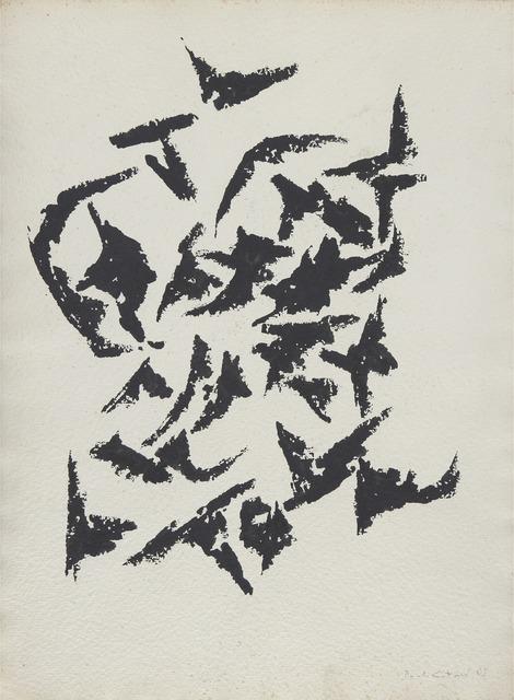 , 'Of the tiger (Cycle),' 1985, Erica Ravenna Fiorentini Arte Contemporanea