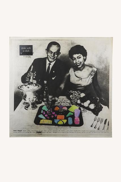 Antoni Miralda, 'Date with a Dish', 1974, Henrique Faria Fine Art