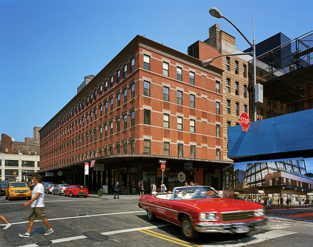 , 'Washington and East 13th Street, 2013,' 2013, Dillon + Lee