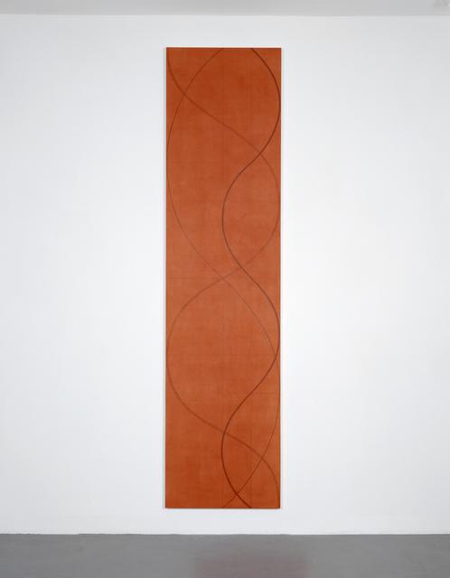 , 'Column Painting 8 (Light red),' 2003, Konrad Fischer Galerie