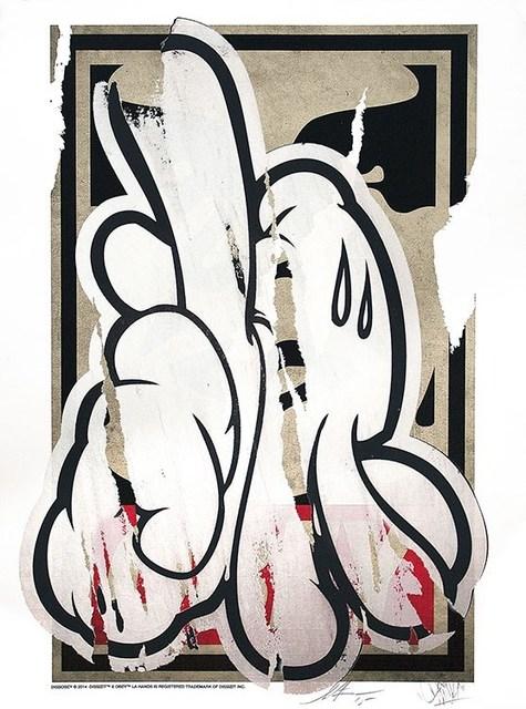 , 'Dissobey,' 2015, RUDOLF BUDJA GALLERY