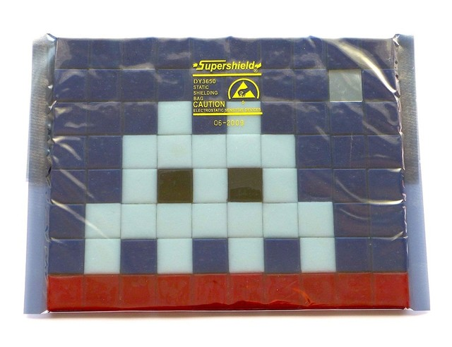 Invader, 'Invasion Kit IK_12', ca. 2010, Drawing, Collage or other Work on Paper, Mozaik Invasion Kit, Galerie Ange Basso