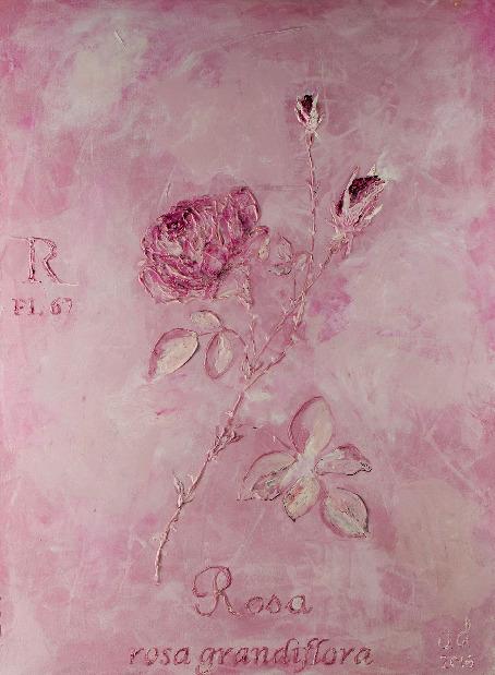 , 'Rosa ,' 2017, Exhibit 320