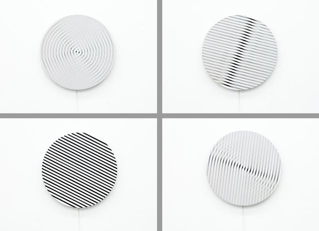 , 'kalibrierung,' 2004, Edition & Galerie Hoffmann