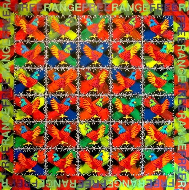, 'Free Range,' 2015, Thomas Deans Fine Art