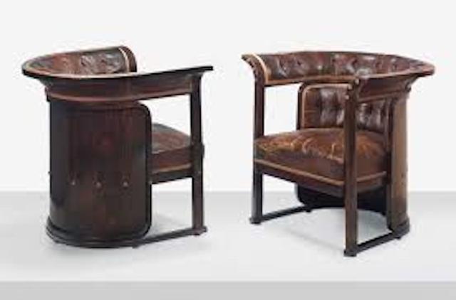 , 'Buenos Aires armchairs, a pair,' ca. 1908, Mireille Mosler Ltd.
