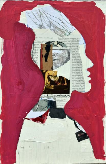 , 'Alter Piece,' 2018, Denise Bibro Fine Art