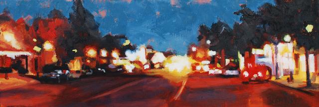, 'Colfax Lights,' 2016, Abend Gallery