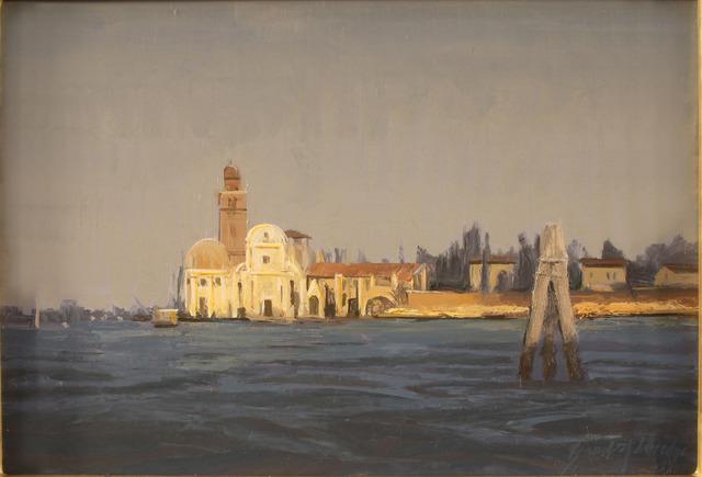 , 'Isola di San Michele, Venice,' 2017, Susan Calloway Fine Arts
