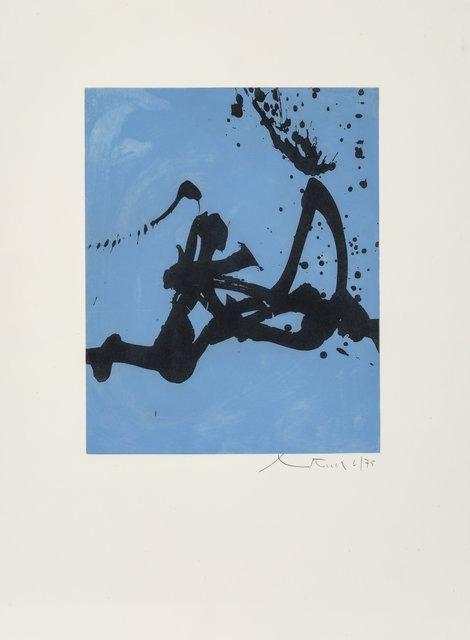 Robert Motherwell, 'Gesture III', 1976-1977, Heritage Auctions