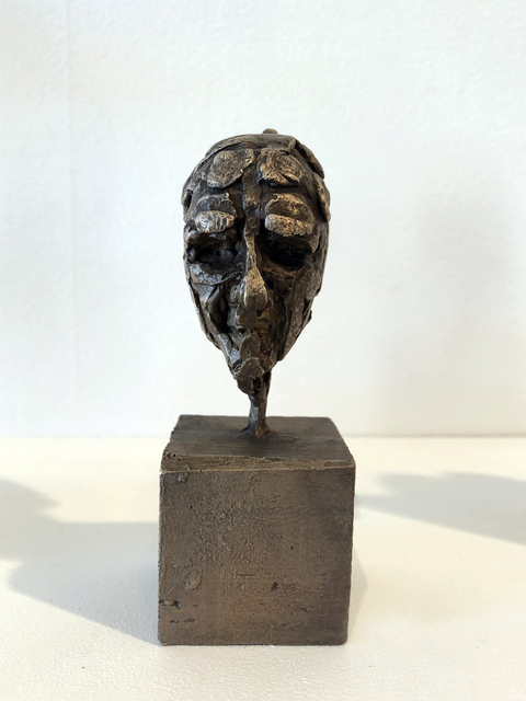 , 'Head of H.C. Coombs,' ca. 1972, Charles Nodrum Gallery