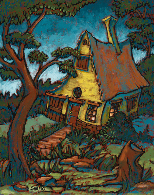 , 'Crooked House,' , Helikon Gallery & Studios