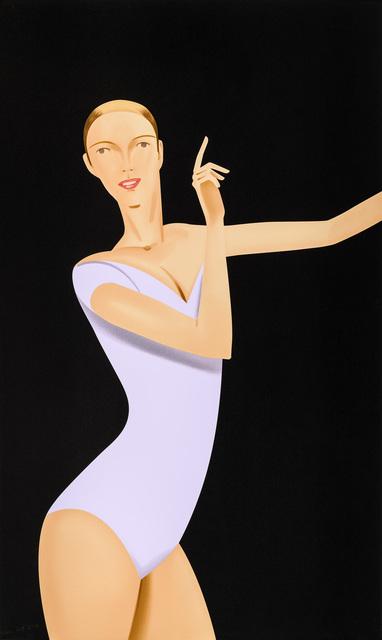 Alex Katz, 'Dancer 1', 2019, Nikola Rukaj Gallery