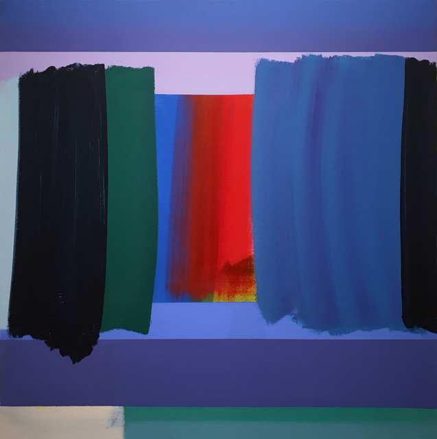 , 'Bluster,' 2017, Luis De Jesus Los Angeles