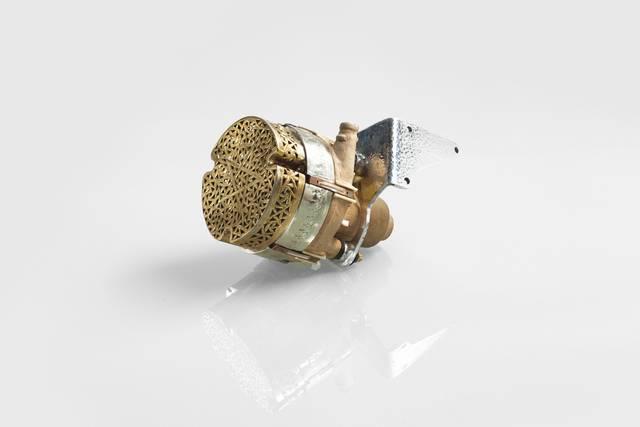 , 'V12 Laraki Air Filter ,' 2013, Richard Taittinger Gallery