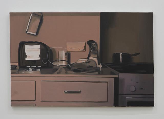 , 'Kitchen,' 2016, David Risley Gallery