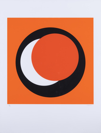 Composition en orange