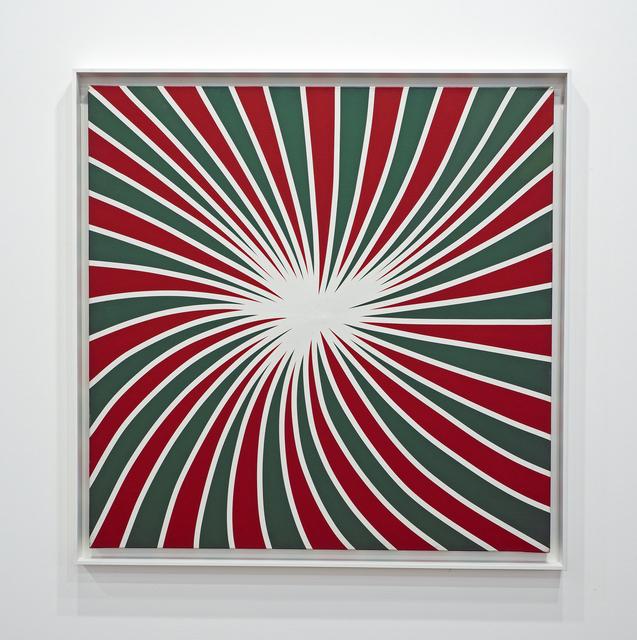 , 'Sunburst,' 1965, TrépanierBaer Gallery