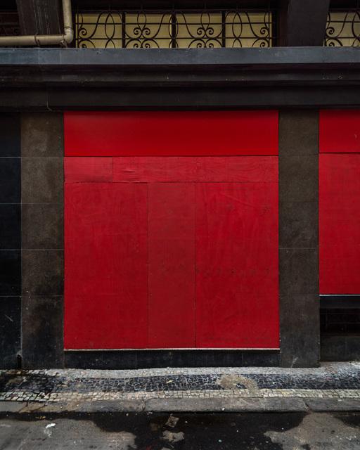 , 'Sem título #7 - da série Mitigação sem impacto (Convite à pintura) [Untitled #7 - from the series Mitigation without impact (Invitation to painting) ,' 2013, Portas Vilaseca Galeria