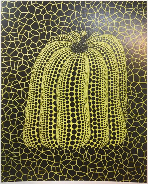 Yayoi Kusama, 'Pumpkin B', 2000, Y Contemporary