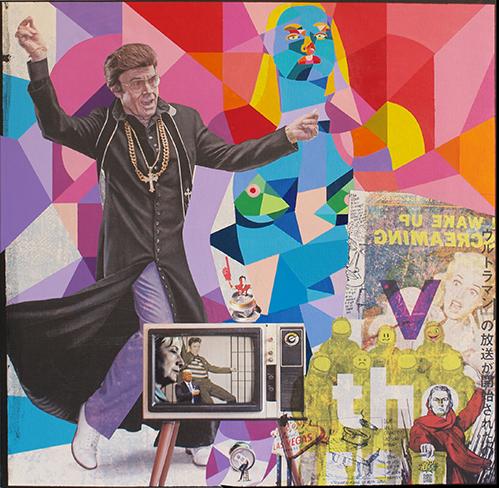 , 'Elvis Priest,' 2016, Kreislerart