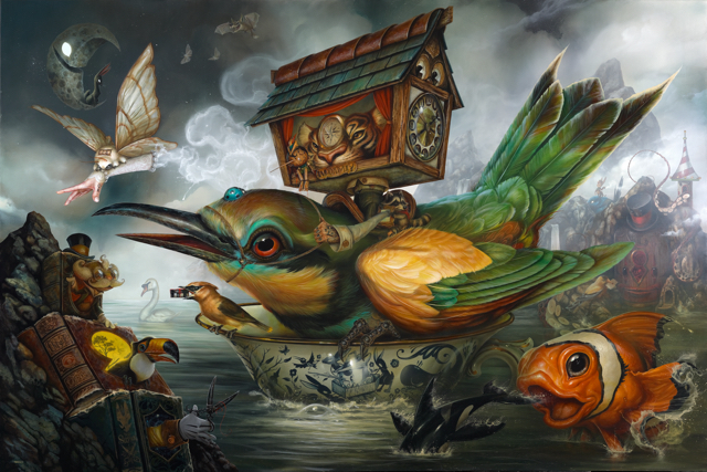 Greg 'Craola' Simkins, 'No Strings', 2017, Gastman