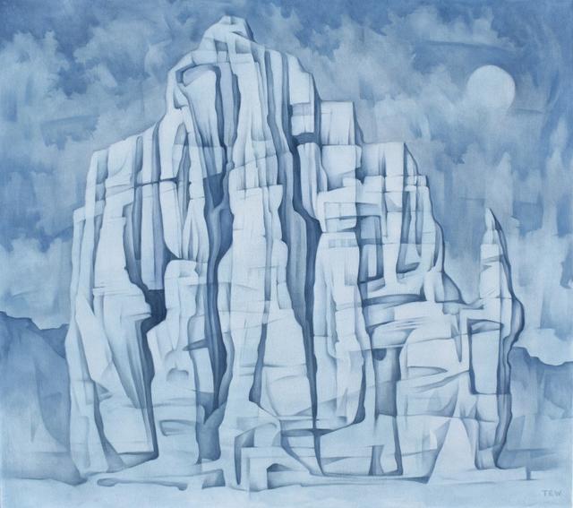 , 'Moon Temple,' , Modernist Frontier
