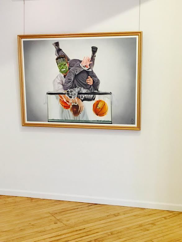 Ryan McCann's Death to Koons at Guy Hepner