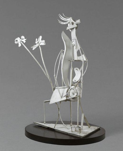 , 'La Femme au jardin ,' 1929, Musée Picasso Paris