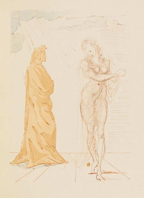 Salvador Dalí, 'La Divine Comédie (The Divine Comedy) (Michler & Löpsinger 1039-1138; Field p.190)', 1960, Forum Auctions