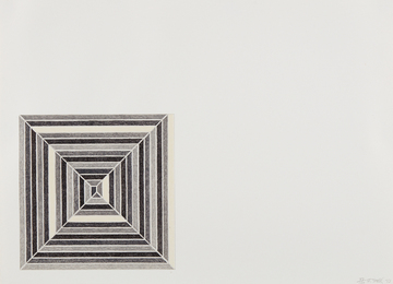 Frank Stella, 'Hyena Stomp, from Jasper's Dilemma,' 1973, Phillips: Evening and Day Editions (October 2016)