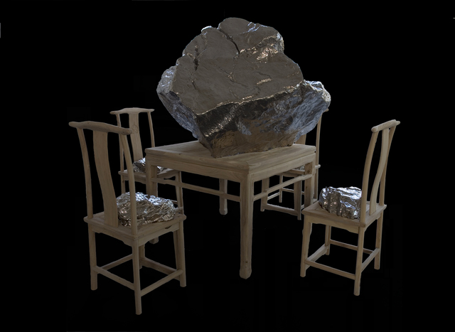, 'Shanshui Furniture 1 山水家具 1,' 1998-2008, Long March Space