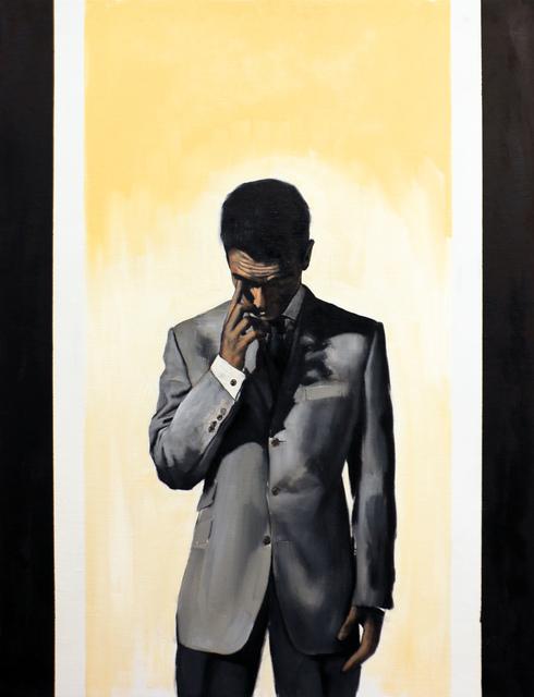 , 'Waiting,' 2020, Pontone Gallery