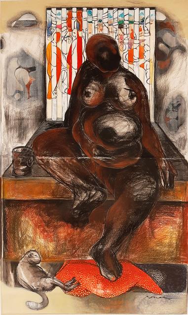 , 'The Open Window 2,' 2019, The Art Cocoon