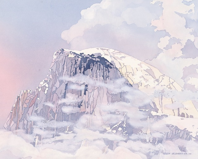 , 'Above the Clouds,' , Sparrow Gallery