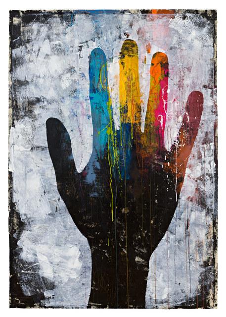 , 'Hand,' 2016, Exhibit No. 9