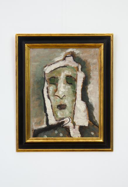 , 'Barbara,' 1971, Hagemeier